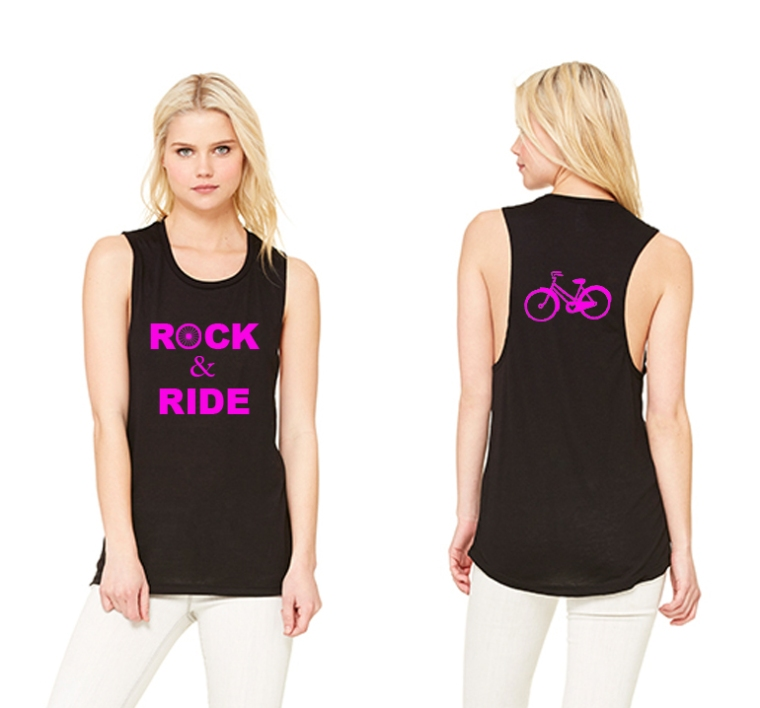 rock and ride for FB